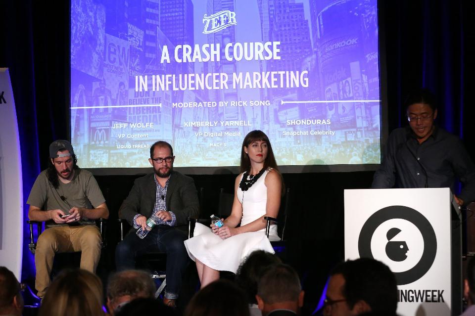 Influencer Marketing in 2017